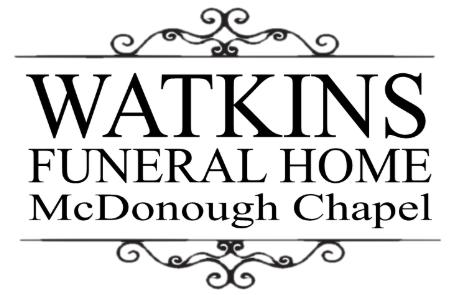 Watkins Funeral Home-McDonough Chapel | McDonough, Georgia | 678-884-5177