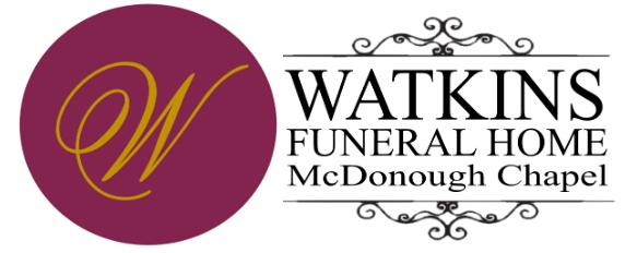 Watkins Funeral Home-McDonough Chapel   McDonough, Georgia   678-884-5177